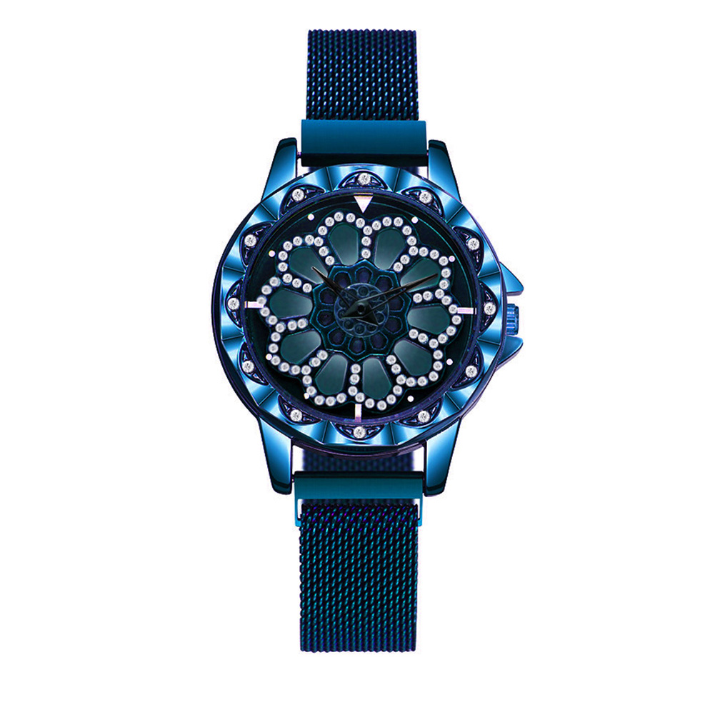 Explosive models come to run ladies magnet buckle Milan with quartz wrist watch female models sapphire