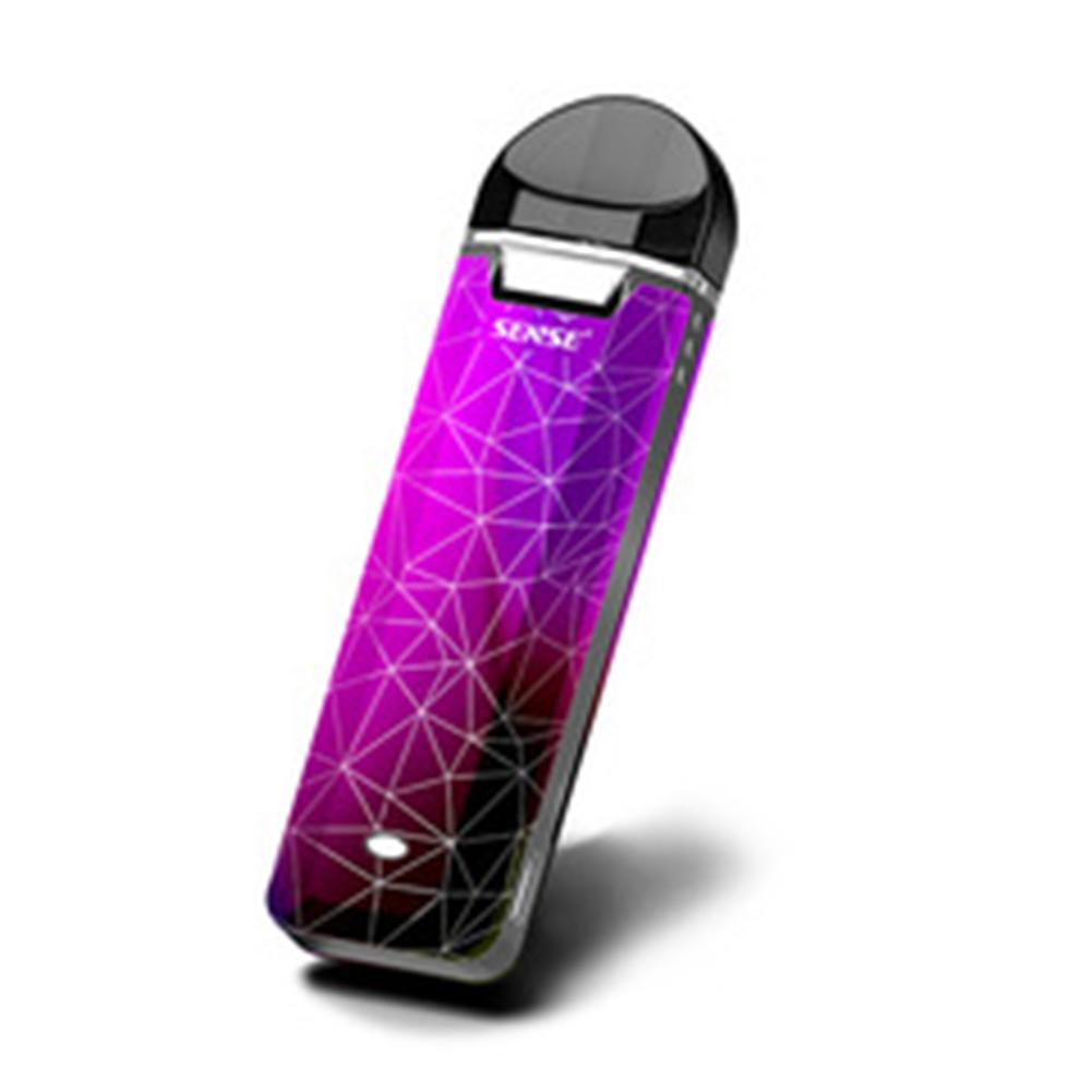 Electronic Cigarette Sidekik Refillable Pod Kit Hercules 460mah Replaceable Core Small Smoke E-cigarette Purple