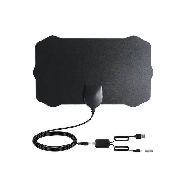 Digital HDTV Antena with Amplifier Signal