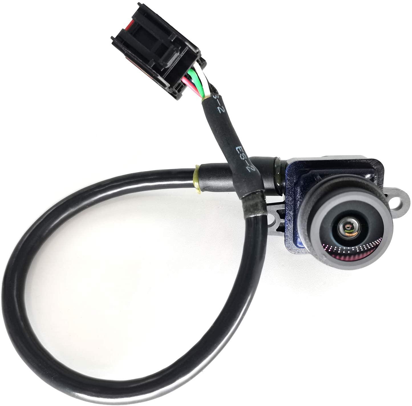 Rear View Backup Camera For Dodge Chrysler 300 2011-2018 Charger 2011-2014 56054058AH Black