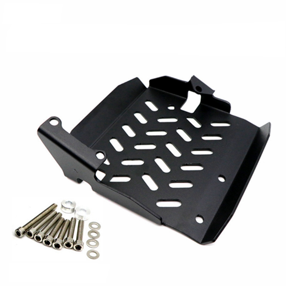 Motorcycle Accessories Skid Plate Engine Guard Chassis Protection Cover for HONDA NC750X 18-19 black