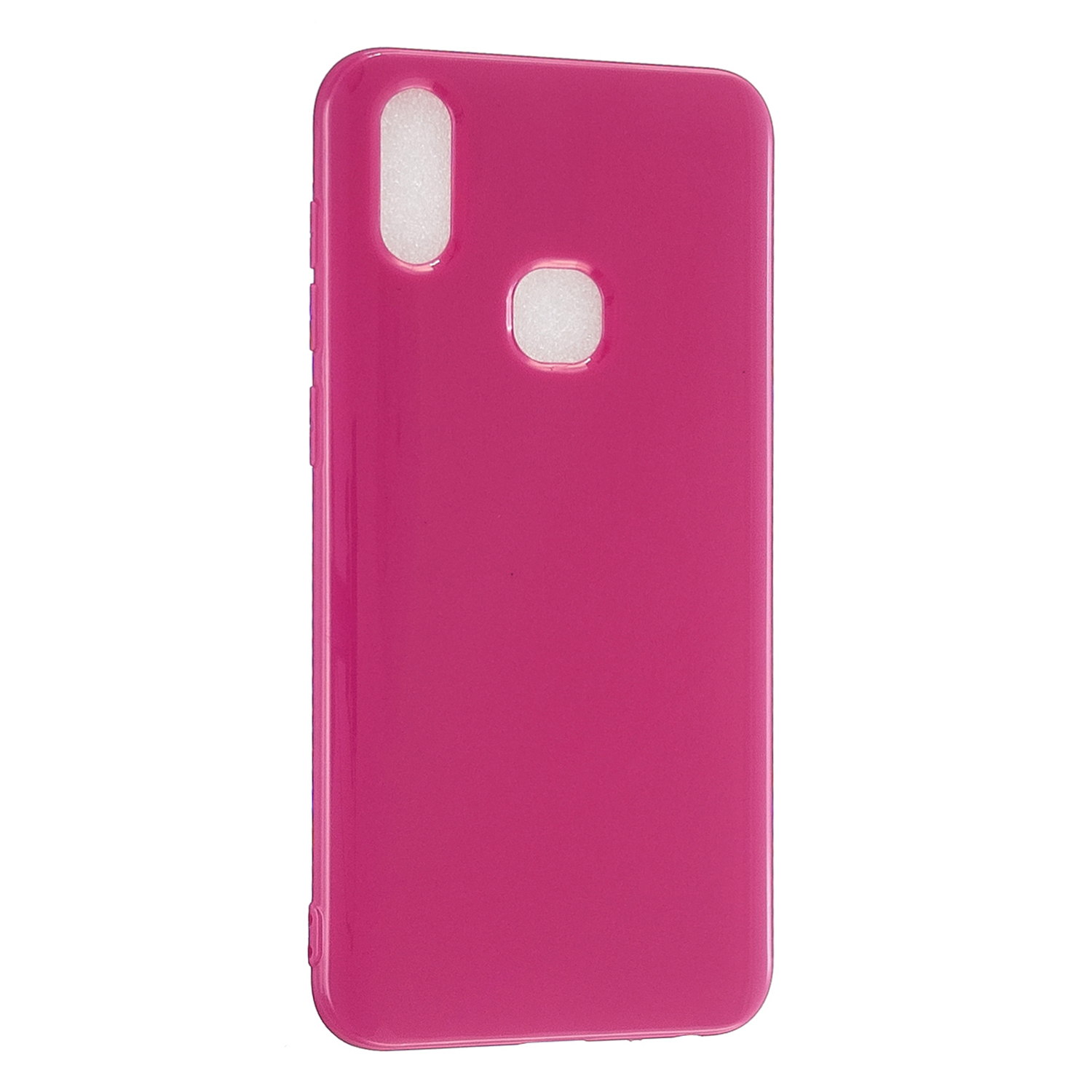 for VIVO Y17/Y3 / Y91/Y95/Y93 Thicken 2.0mm TPU Back Cover Cellphone Case Shell rose Red