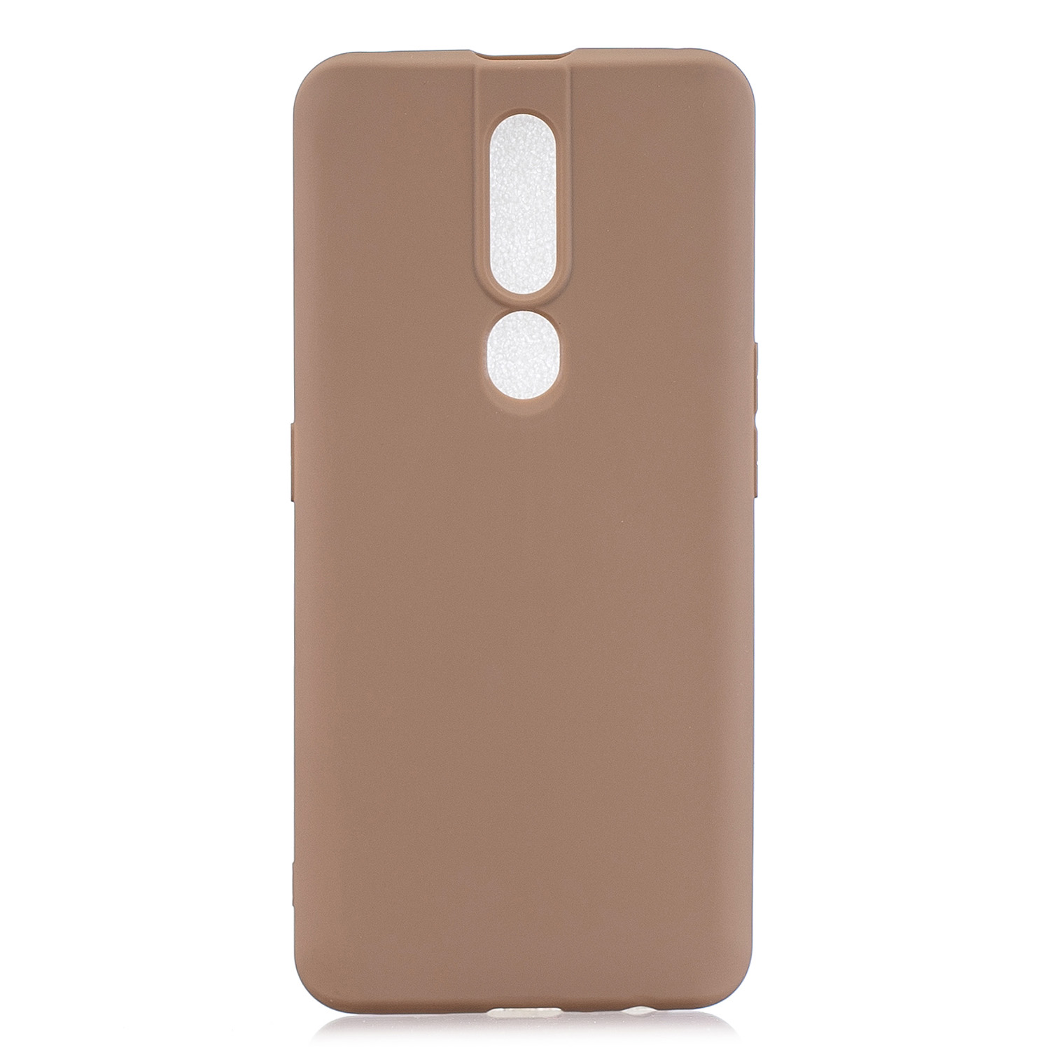 For OPPO F11 pro Lovely Candy Color Matte TPU Anti-scratch Non-slip Protective Cover Back Case 9