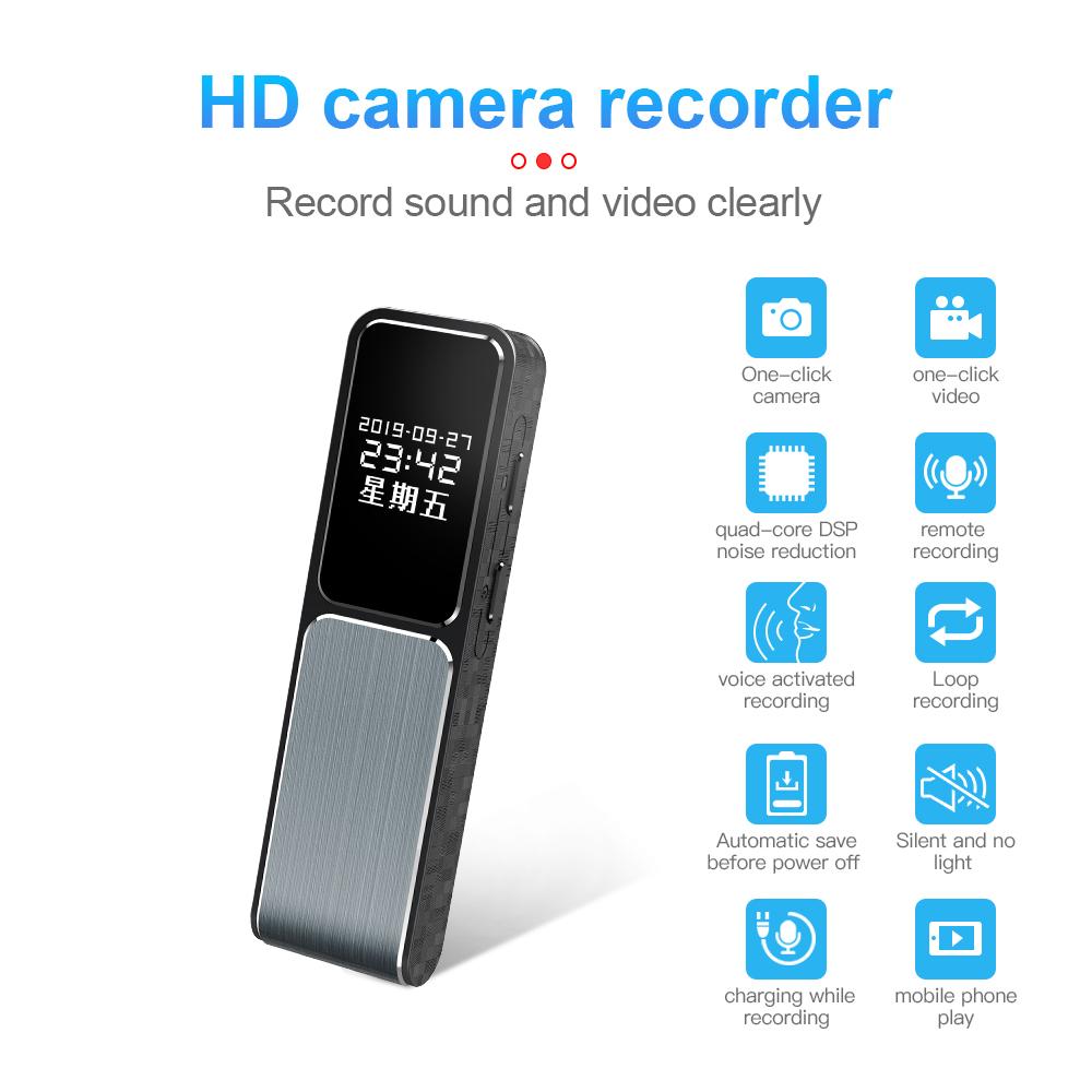 D1 1080P Hd Camera Recorder Voice Recorder