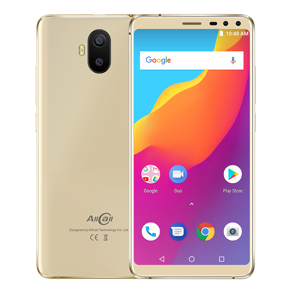 S1 3G Smartphone (Gold)