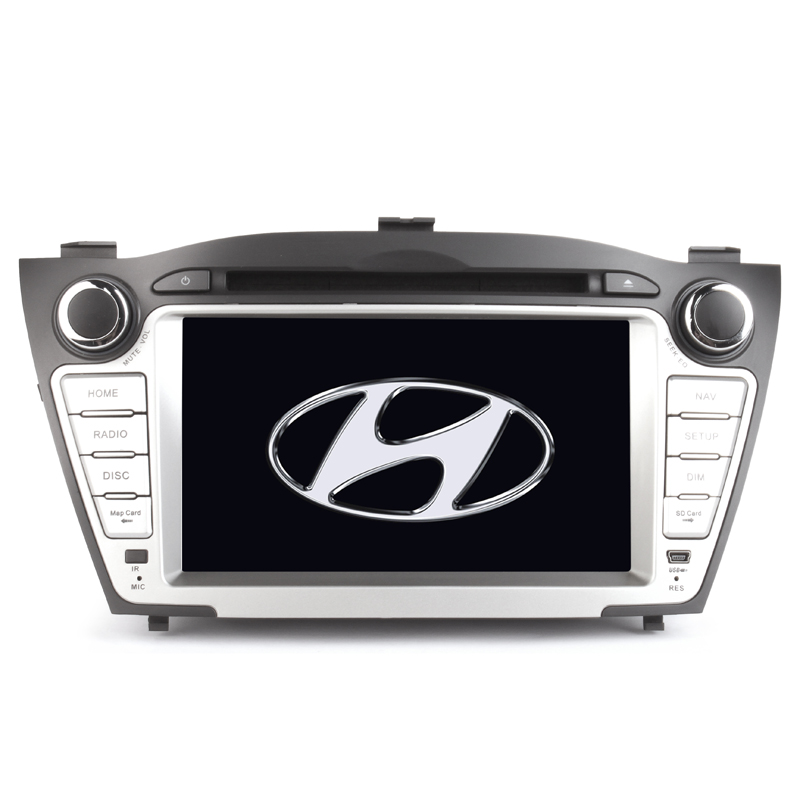 HD Car DVD Player Hyundai IX35 (2010)